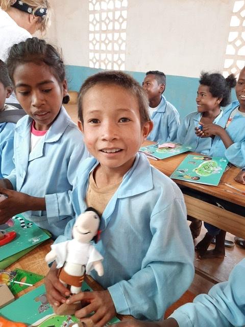 Daruj plyšáčika deťom na Madagaskar