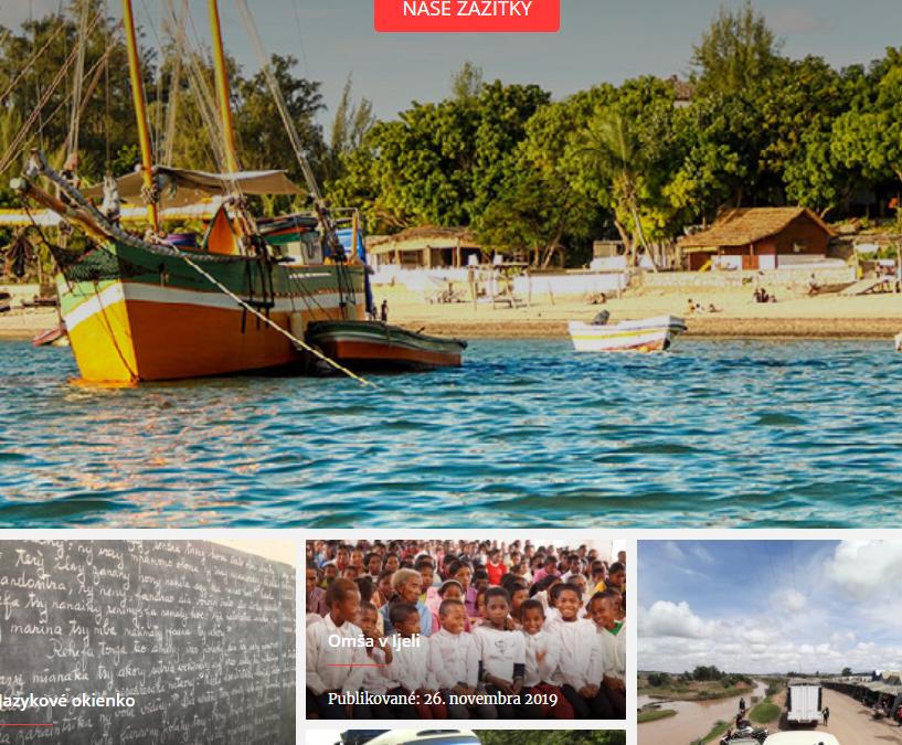 Pozri si blog o expedícii na Madagaskar