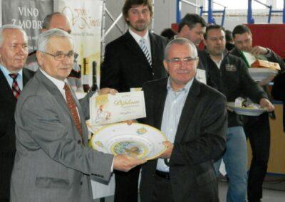 Ocenenia na výstavach vín